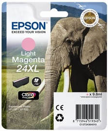 Epson 24 Claria Photo HD Light Magenta XL