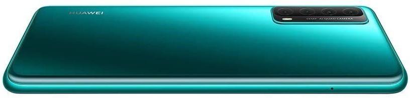Mobilais telefons Huawei P Smart 2021, zaļa, 4GB/128GB