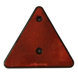 Atstarotājs Autoserio Reflector 267612 Triangle Red 2pcs