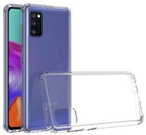 Screenor Back Case For Samsung Galaxy A21s Transparent