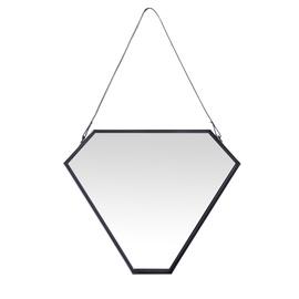 Зеркало Homede Hom Mina, подвесной, 46 см x 55 см