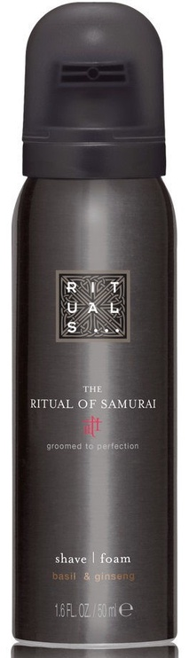 Пена для бритья Rituals Samurai, 50 мл