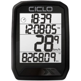 CicloSport Protos 213 Wireless Bike Computer Black