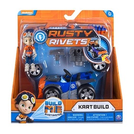 ROTĻLIETA RUSTY RIVETS BUILD PACK SST