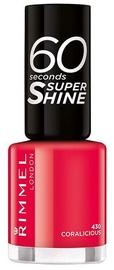 Лак для ногтей Rimmel London 60 Seconds Super Shine 430, 8 мл