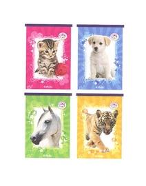 Herlitz Note Pad A6 Pretty Pets Assortment