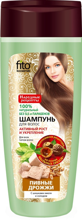 Fito Kosmetik Folk Recipes Shampoo 270ml