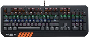Canyon CND-SKB6 Hazard Mechanical Gaming Keyboard Black US