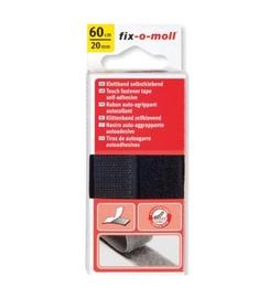 Līpošā velcro kontakt josla, Fix-O-Moll, 60 cm x 20 mm