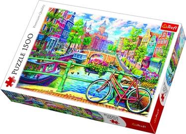 Trefl Puzzle Amsterdam 1500pcs 26149T