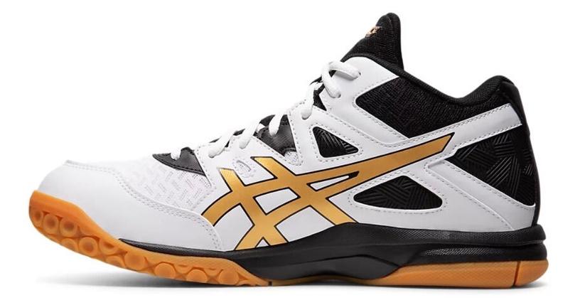 Спортивная обувь Asics Gel-Task, белый/черный, 44.5