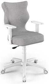 Entelo Office Chair Duo White/Grey Size 6 DC18