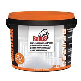 Шпаклевка Ravus Glazed Polymer Unifiller 20kg