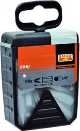 Skrūvgriežu galvas Bahco TORX T20 25mm Screwdriver Bit Set 30pcs