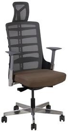 Офисный стул Home4you Spinelly Brown/Grey