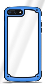 Hurtel Solid Frame With Bumper For Samsung Galaxy A7 A750 Blue