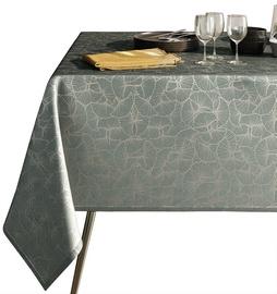 AmeliaHome Oxford Tablecloth AH Ginkgo Steel 140x250cm