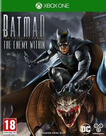 Batman: The Enemy Within - The Telltale Series Season Pass Disc Xbox One