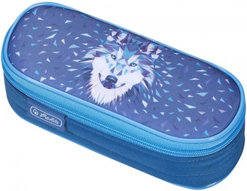 Herlitz Pencil Pouch Oval Wolf