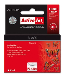ActiveJet AC-540RX Cartridge 25ml Black