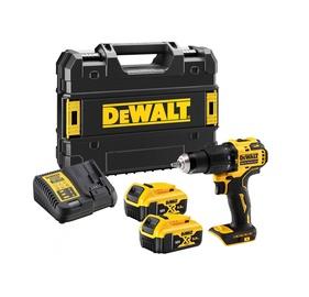 Akumulatora skrūvgriezējs - urbis Dewalt DCD709P2T-QW