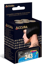 Accura Ink Cartridge HP No.343 19ml Color