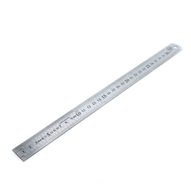 Great Wall Steel Ruler GWR-3011 300MM