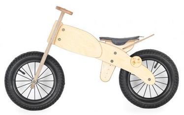 Балансирующий велосипед MGS FACTORY DipDap Motorcycle 4751025130260, желтый/песочный, 12″