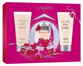 Lancome La Vie Est Belle 30ml EDP + 50ml Shower Gel + 50ml Body Lotion New Design