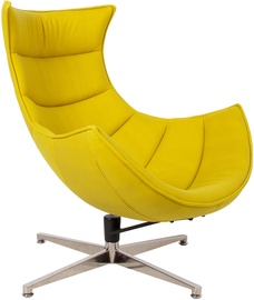 Home4you Grand Extra Armchair Yellow