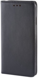 Mocco Smart Magnet Book Case For LG Q7 Black