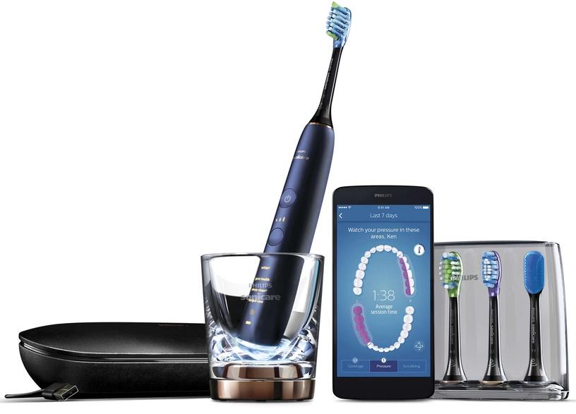 Elektriskā zobu birste Philips Sonicare DiamondClean Smart Sonic HX9954/57