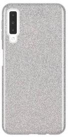 Wozinsky Glitter Shining Back Case For Samsung Galaxy A7 A750 Silver