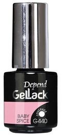 Лак для ногтей Depend GelLack Baby Space, 5 мл