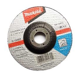 Шлифовальный диск Makita D-18465, 125 мм x 22.2 мм