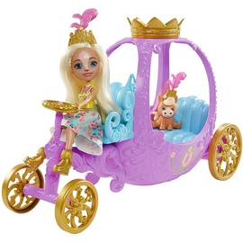 Mattel Enchantimals Royal Rolling Carriage GYJ16