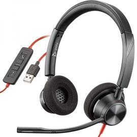 Наушники Plantronics Blackwire C3320, черный