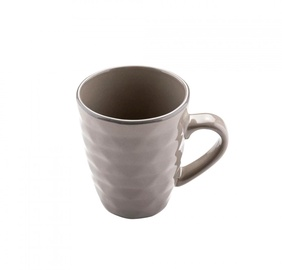 SN Diamond Mug 320ml Brown