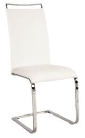 Ēdamistabas krēsls Signal Meble H334 White, 1 gab.