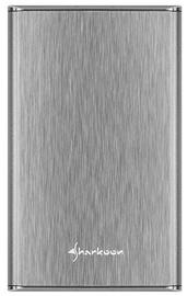 Sharkoon Rapid-Case 2.5'' SATA III to USB 3.1 Type-C Silver