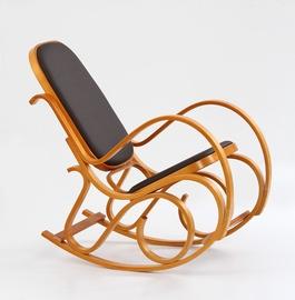 Atzveltnes krēsls Halmar Max Bis Plus Alder, 90x52x95 cm