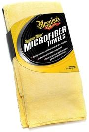 Средство для чистки автомобиля Meguiars Supreme Shine Microfiber Towel Yellow 3pcs