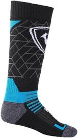 Zeķes Rossignol Ski Jr Premium Wool Blue/Black, XS, 1 gab.