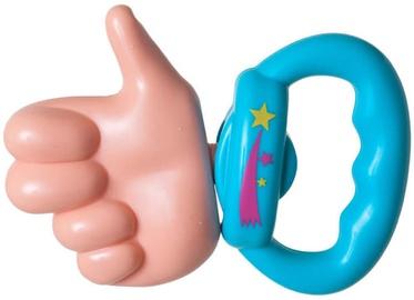 """5 pirkstu rotaļlieta zobiņiem """"SUPER"""""""