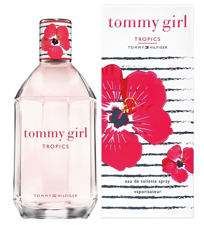 Smaržas Tommy Hilfiger Tommy Girl Tropics 100ml EDT