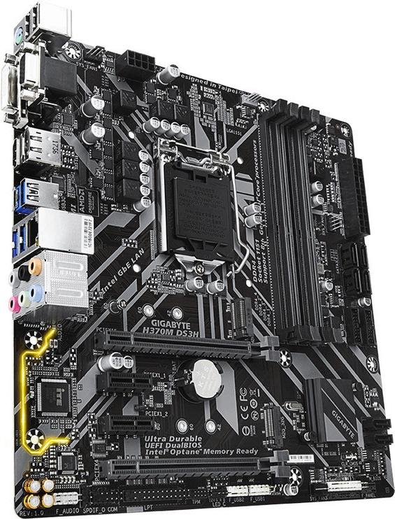 Mātesplate H370M DS3H