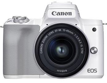 Системный фотоаппарат Canon EOS M50 Mark II