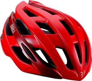 BBB Cycling Hawk Helmet Glossy Red M