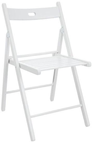 Стул для столовой Signal Meble Smart II White, 1 шт.