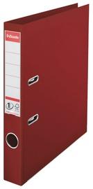 Esselte Folder No1 Power 5cm Burgundy